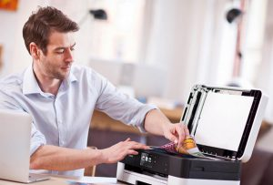 Printer ghosting