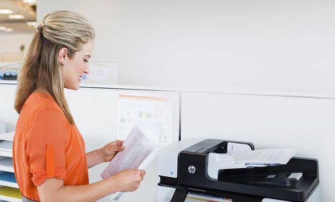 Turn A Printer Online