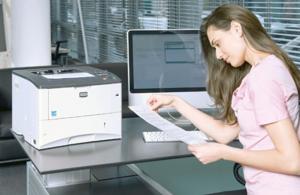 Printer Offline Error